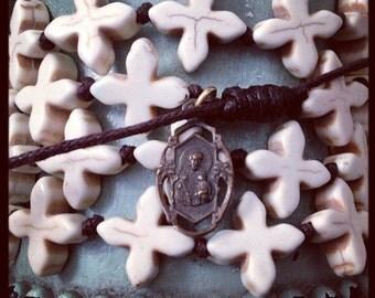 ST. JOSEPH Prayer Bracelet