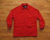 mens vintage Pendleton cruiser jacket
