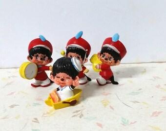 Vintage Mochichi Vinyl Toys