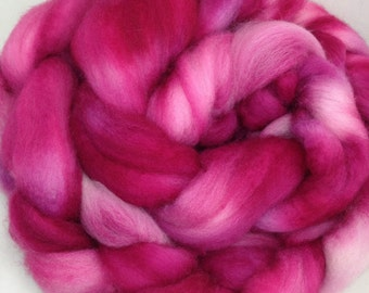 wool SPINNING BFL Penny Penny Penny combed top 4oz
