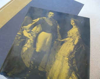 Napoleon III and Eugenie Hardcover by Jasper Ridley 1980 illustrated
