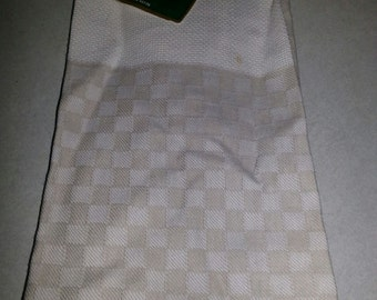 Cross Stitch Kitchen Towel