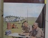 serengeti shall not die bernhard & michael grzimek hardcover dust jacket 1968 edition