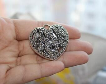 "Pendant ""Heart"" 3D"