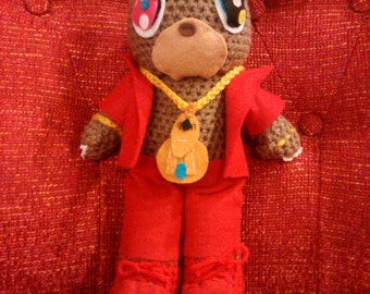 Crochet Yeezy Bear