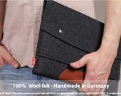 "11"" MacBook AIR sleeve, MacBook Air case, MacBook cover, Hampshire LTS-ALB-AIR11"