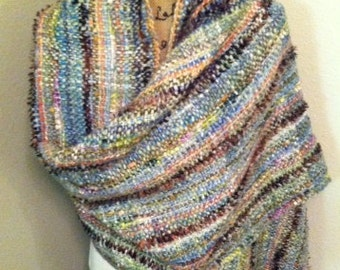 Selkie Handwoven Shawl