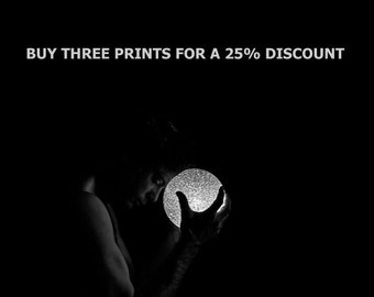 SALE: ANY THREE  Prints for a 25% Discount -  Fine Art Photography - Wall Décor - Nature Photography