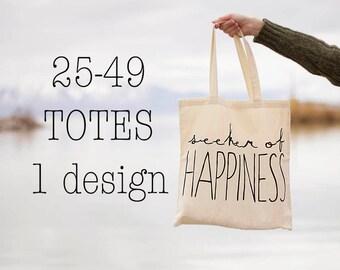 BULK ORDER: 25-49 Bags of 1 Design