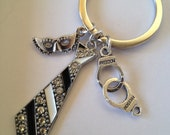 50 Shades of Grey Inspiration Key Chains