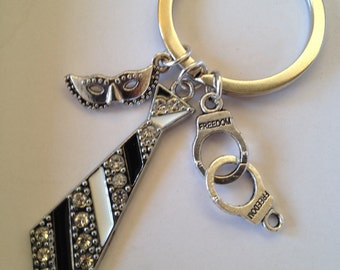 50 Shades of Grey Inspiration Key Chains