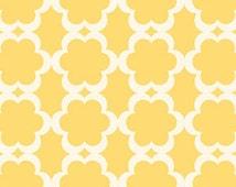 Dena Designs - Taza - Tarika in Yellow - Cotton Quilting Fabric BTY