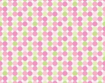 Sweet Dots Pink by Riley Blake