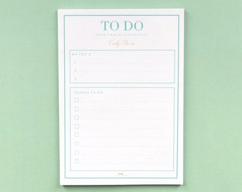 To Do List - Personalized