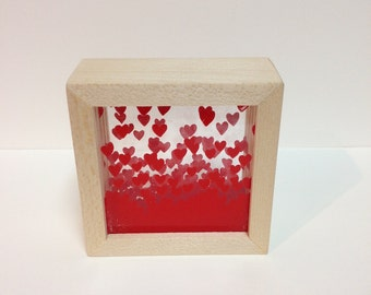 Heart Shadow Box (micro)