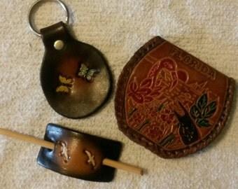 Souvenir Florida leather collection