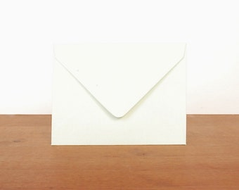 mint A2 envelopes: set of 10, blank