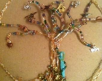Goddess Art, Tree of Life Art, Tree of Life Wall Art, Suncatcher