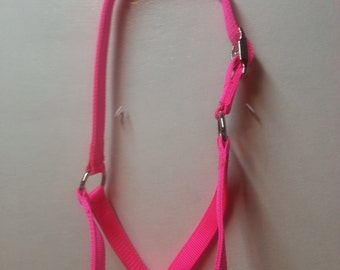 Cattle Halter Heavy Duty Choice of Color USA MADE   SIZE  Newborn, Calf, Yearling, Cow, Bull