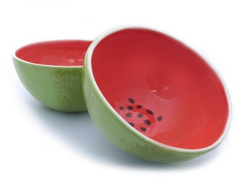 Mini Watermelon Bowl