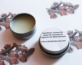 Clove Solid Perfume - Scented Natural Perfume - Cologne - Perfume Samples - Coconut Oil - Avocado Oil - Beeswax