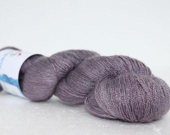 Silken Lace - Purple