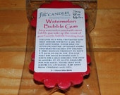 Watermelon Bubble Gum Soy Wax Tart Melts - 2 Pack - Scented Wax Melts/Tarts/Fruity Scent