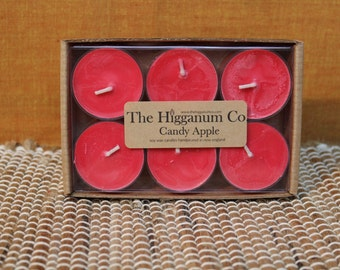 Hand Poured Soy Wax Tea Lights in Higganum, CT