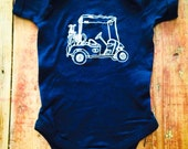Golf Baby-baby golfer-Golf Cart Baby Suit