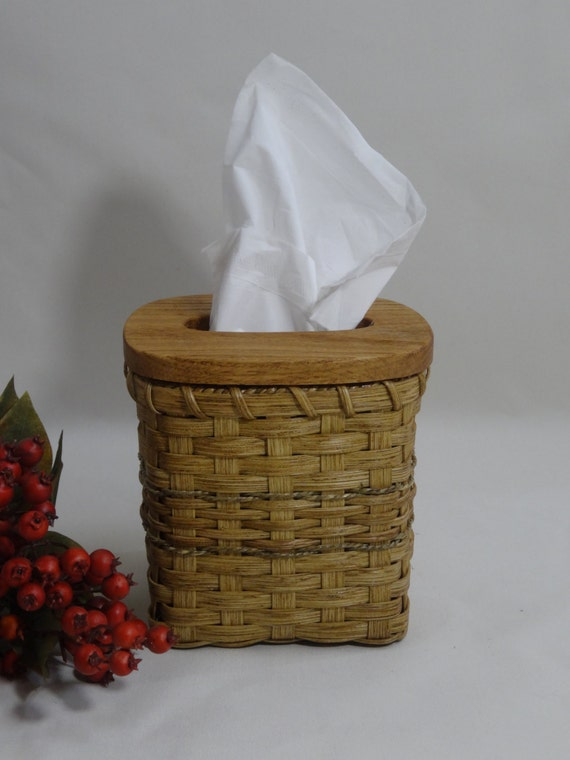 Toys R Us Hand Basket : Tissue basket box handwoven