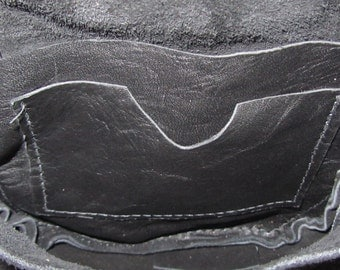 Pocket added to Earthly Leather Design Bags & Belt Pouch