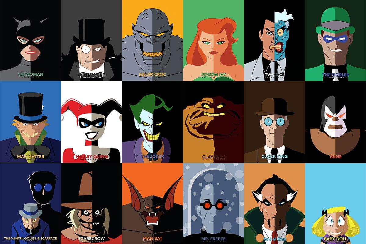 Twoface vs the joker