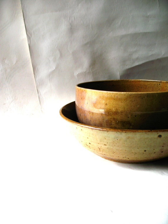 Magpie Approved- Handmade Kitchen - Mixing Bowls