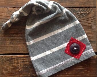 Newborn Hat - Baby Boy Hat - Photo Prop - Newborn Photo Prop
