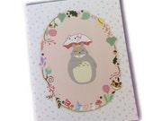 Totoro Card