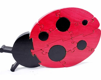 Lady Bug Birthday Gift, Lady Bug Toy and Decor