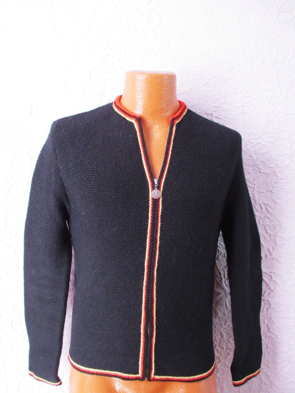 You've searched for Vintage Men's Cardigans! Etsy has thousands of unique options to choose from, like handmade goods, vintage finds, and one-of-a-kind gifts. Our global marketplace of sellers can help you find extraordinary items at any price range.