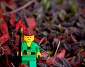 Lego Photography - Forestman - Limited Edition Print no. 53/75