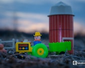 Fisher Price Little People Photograph - Farm Life - Limited Edition print no 8/125