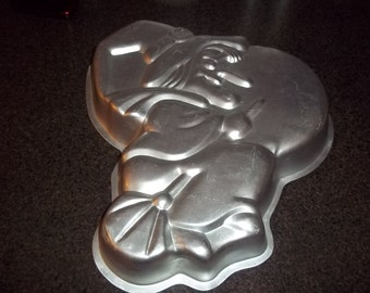 Vintage Wilton Wicked Witch Cake Pan 1981 Wizard of Oz Halloween Witch cake pan