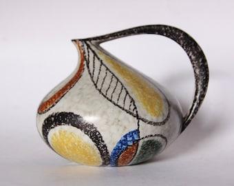 Vintage Collectors Item Vase Ruscha Milano 313  c.50s 60s