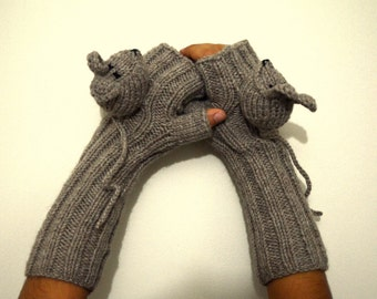 Last minute discount // Original Design Cute Mice gloves, mice gloves,holiday finds, fingerless gloves ,children clothing, gift, birthday