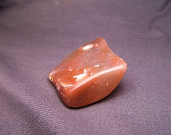 Colorado Plateau Agate Worry Stone