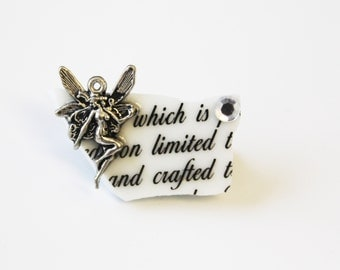 Words On China - Fairy Nymph Pin