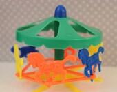 Retro Carousel Merry Go Round Cake Topper / Decoration /
