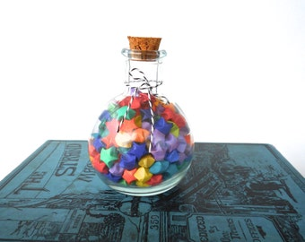 Rainbow Origami Potion Mix