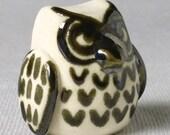 Miniature Porcelain Owl