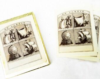 Vintage Bookplates Yellow Springs Ohio Antioch Bookplate Company