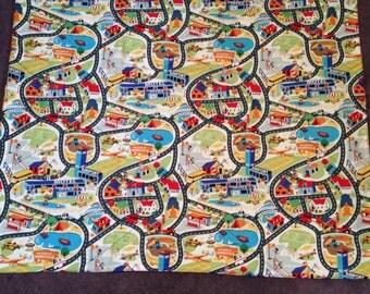 Quilt ~ Playmat ~ Road