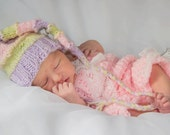 Little Sandman Hat NEWBORN ONLY